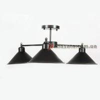Люстра подвесная PNX light PN-L3/210Bk