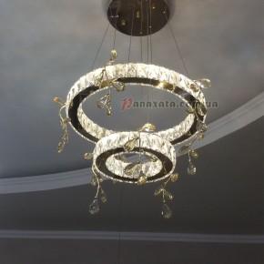 Люстра хрустальная NORDIS LED LIGHTING 3317-GD
