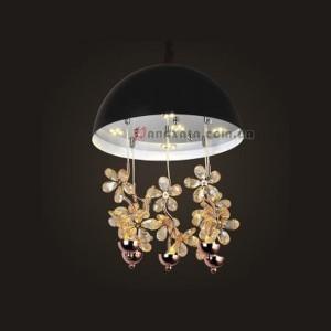 Люстра хрустальная NORDIS LED LIGHTING 8973 BK