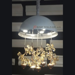 Люстра хрустальная NORDIS LED LIGHTING 8973 WH