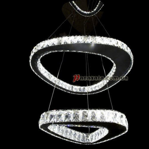 Люстра хрустальная CRISTALIS PREMIUM LIGHT KD1001-D84 c LED-чипами Samsung
