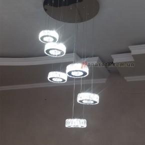 Люстра хрустальная IDEALED LIGHTING LD10731B