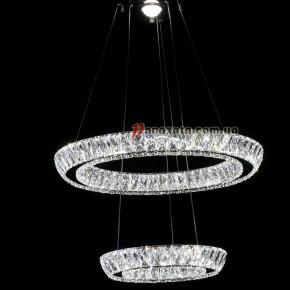 Люстра хрустальная NORDIS LED LIGHTING 8816-500+300