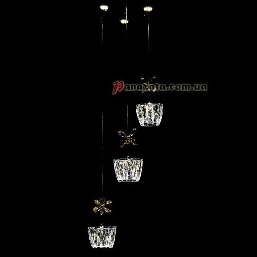 Люстра хрустальная NORDIS LED LIGHTING 8958-8