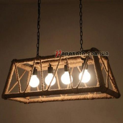 Люстра подвесная Loft PAN-0000289 brown