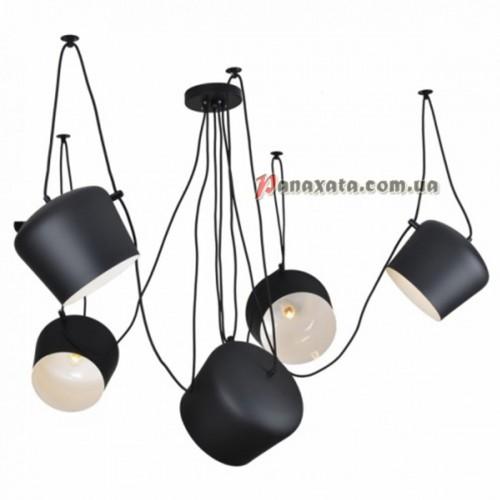 Подвесной светильник Loft направленного света PAN-00002 черный