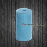 Патрон из бетона синий PAN-000002 b/blue