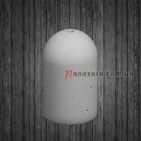 Патрон из бетона белый PAN-90-213