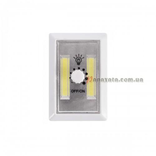 LED-ночник 3W на батарейках NLB-01W