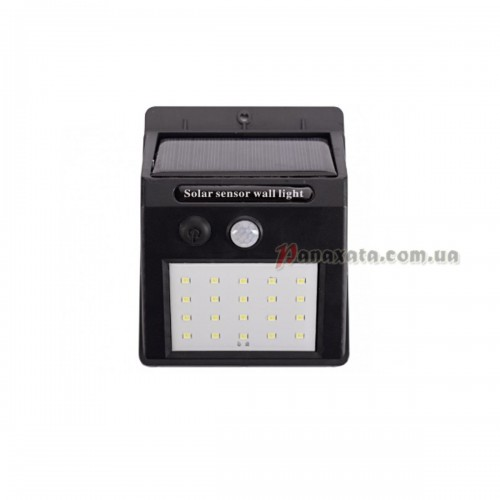 LED-светильник на солнечных батареях 10W 6000K IP64 SSWL-01C
