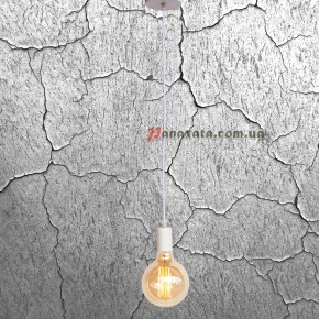 Светильник подвесной Loft 7527120-1 WH